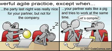 La programación en pares es buena, a menos que…