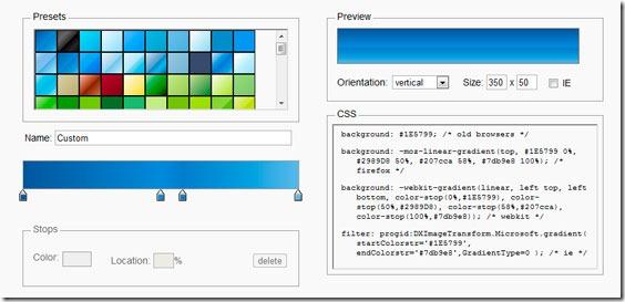CSS ColorZilla