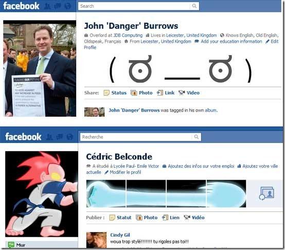 Jugando con Facebook